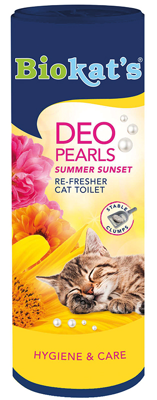 Deo pearls summer sunset meerkleurig 700 gr