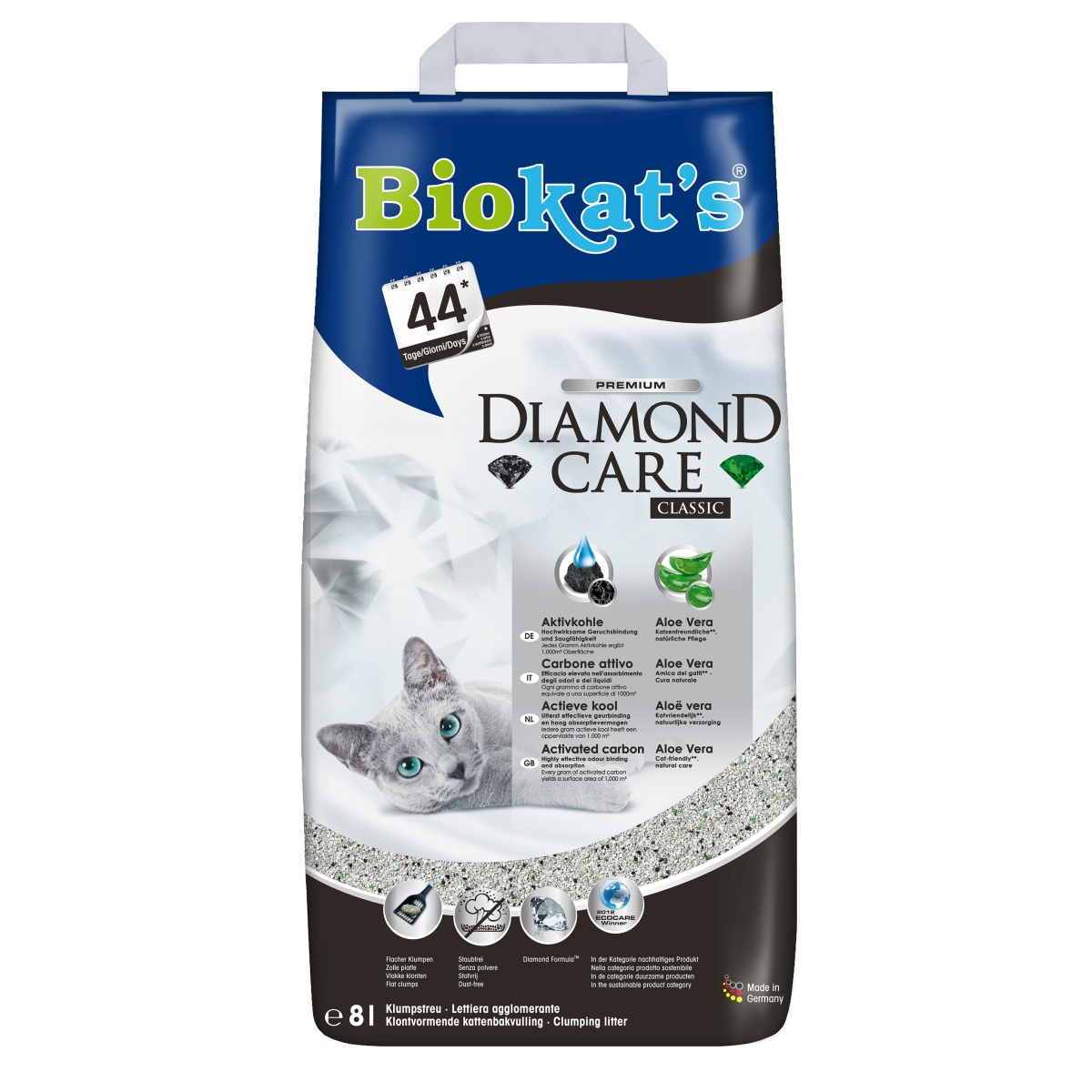 BIO DIAMOND CARE CLASSIC 8LTR 00001