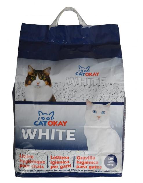 CATOKAY WHITE 20LTR 00001