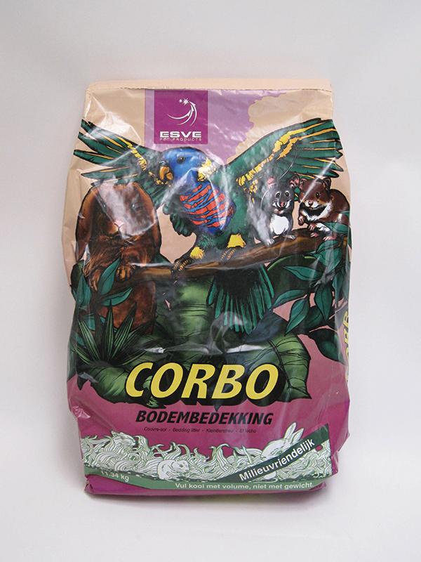 ES CORBO BODEMBEDEKKING 25LTR 00001