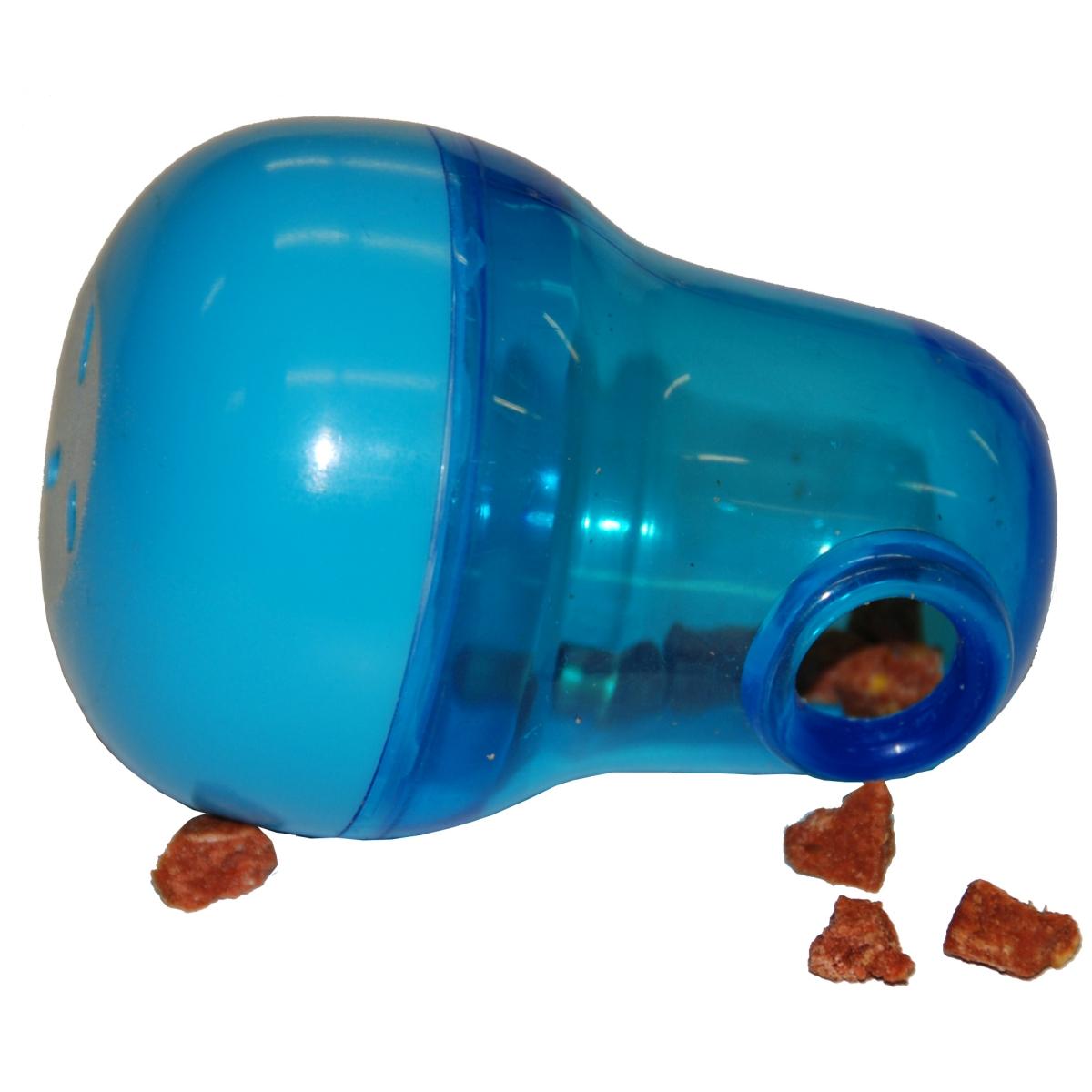 Productafbeelding voor 'Cat pyramid blauw'
