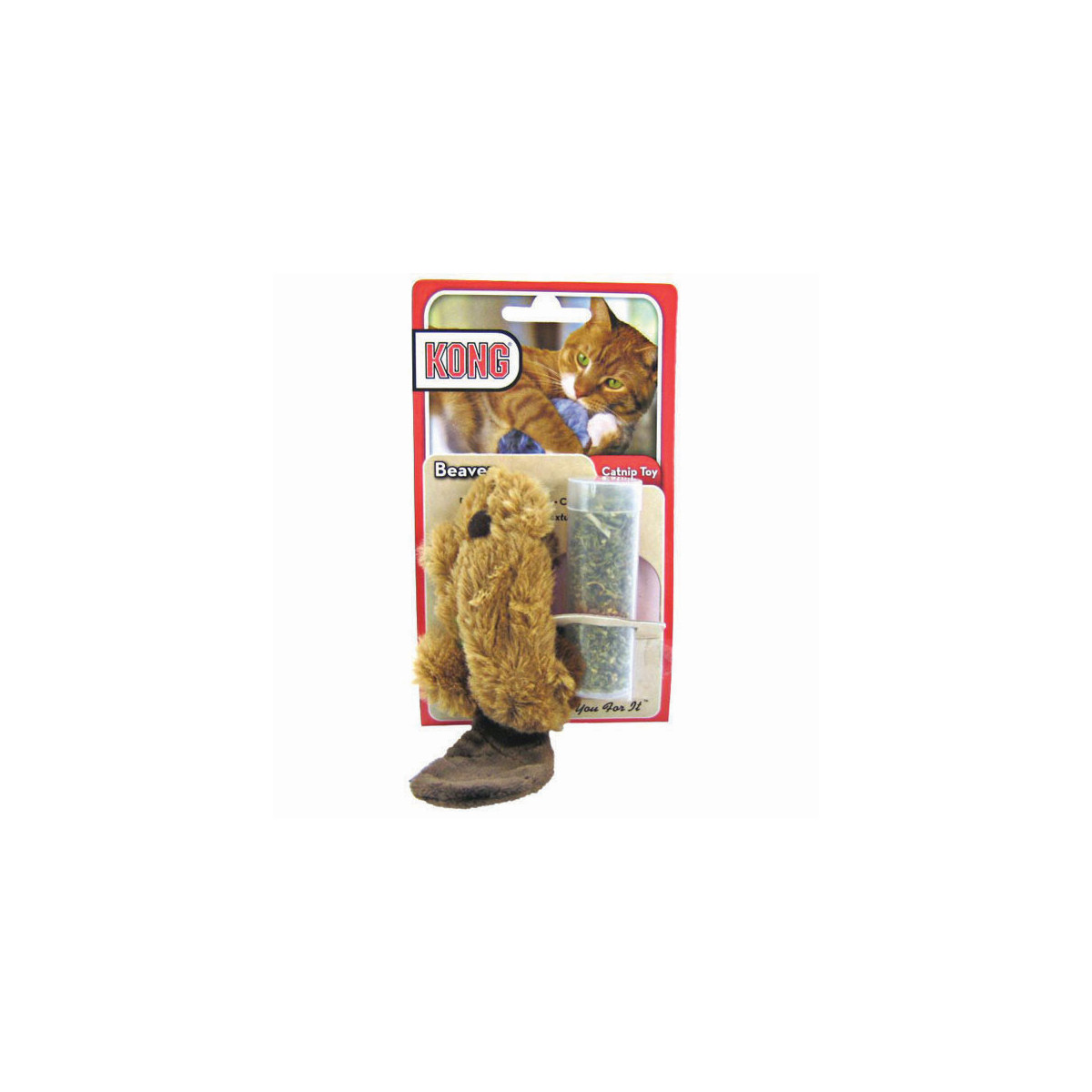 Refillable beaver bruin