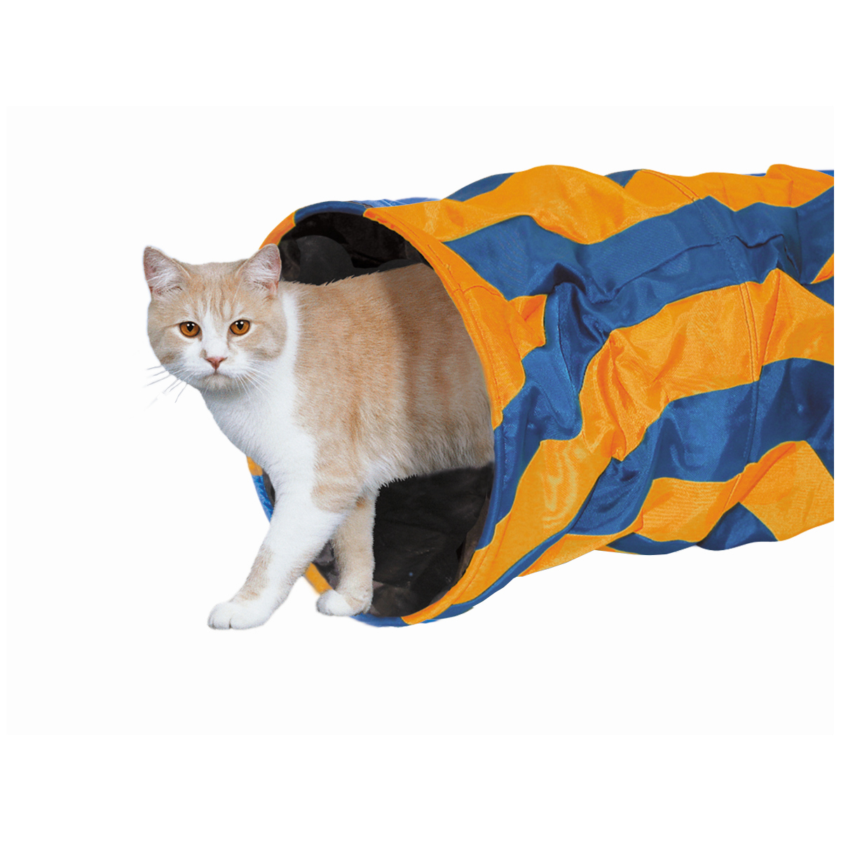 NB KATTEN TUNNEL NYLON 50CM 00001