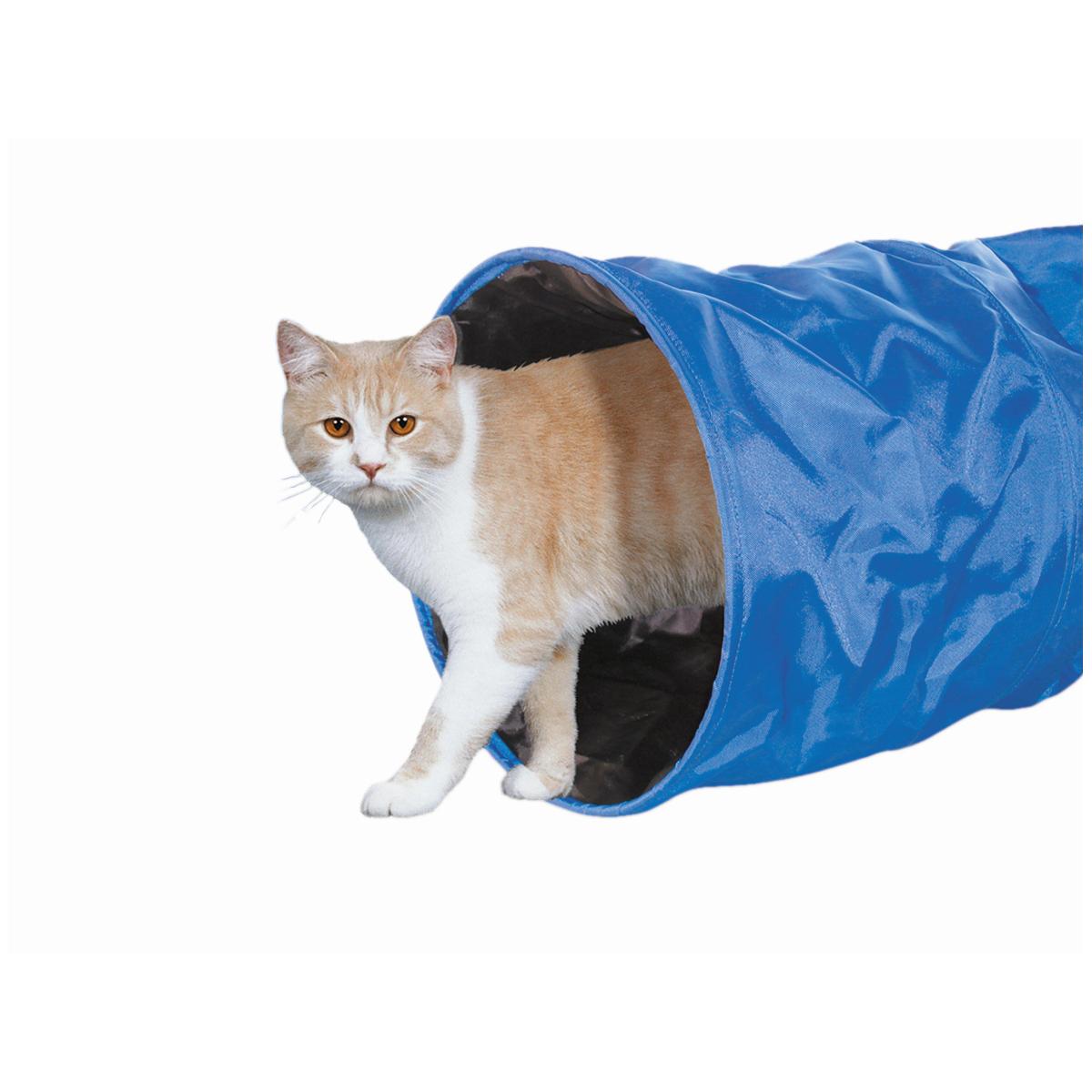 Nobby - katten speeltunnel meerkleurig