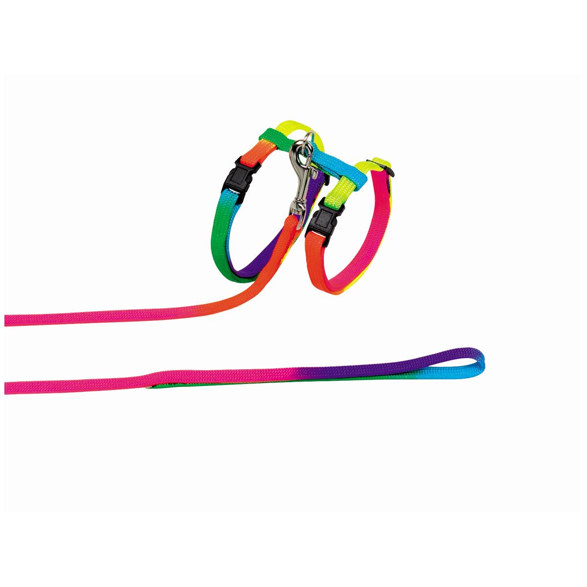Tuig met lijn rainbow mix
