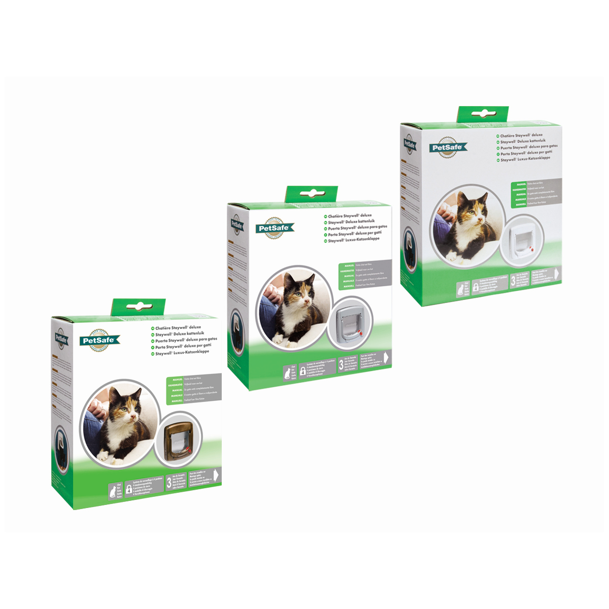 PS STAYWELL DELUXE KATTENL.340 00001