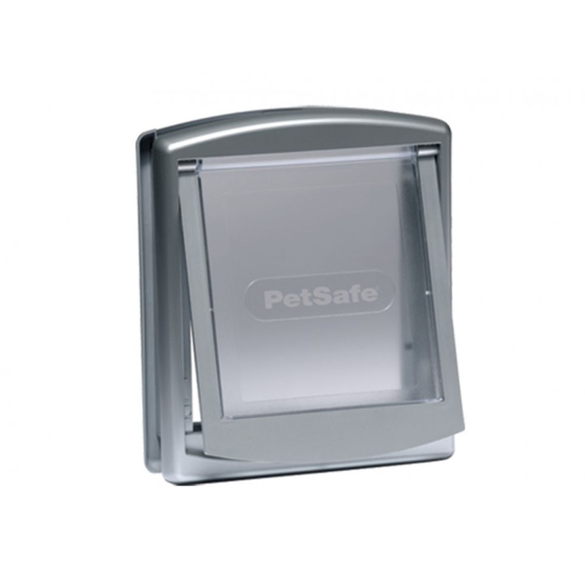 Petsafe Hondenluik 757 Medium Zilver
