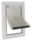 PET DOOR ALUMINIUM SMALL 600 00001