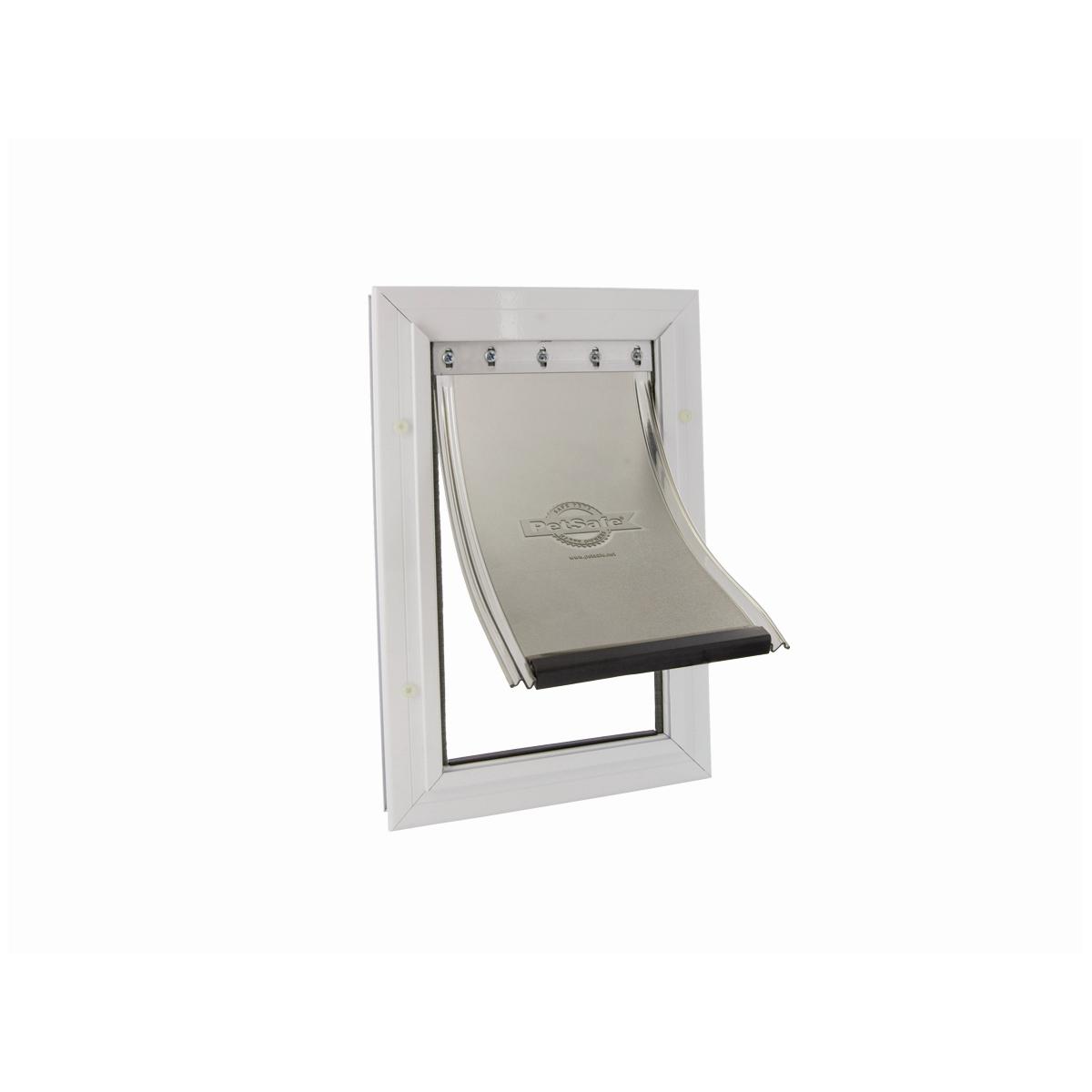 Afbeelding Staywell 640 Large Aluminium Pet Door Per stuk door Dierspecialist.nl