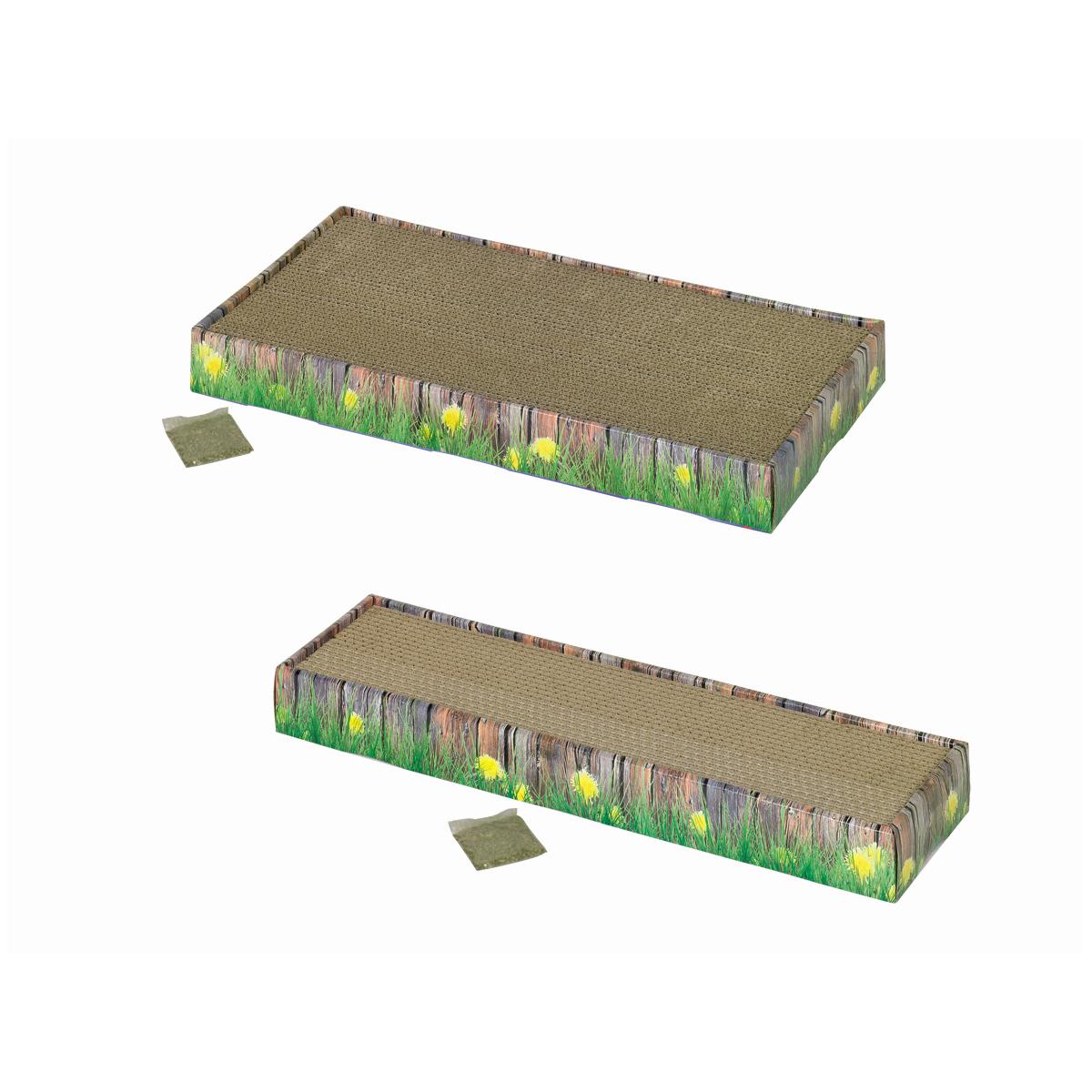 Productafbeelding voor 'NB KRABPLANK KARTON48X12,5X5CM 00002'