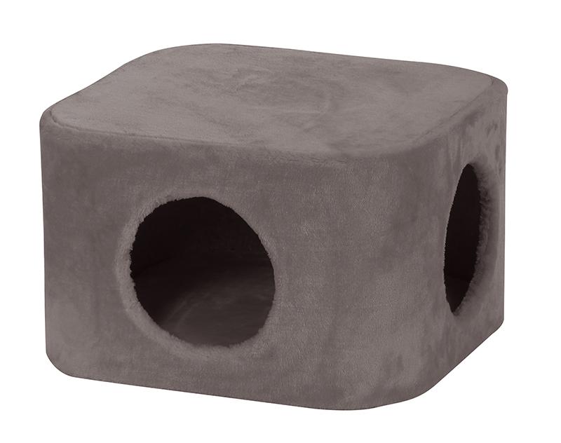 Nobby - nest vierkant nummer 45 grijs
