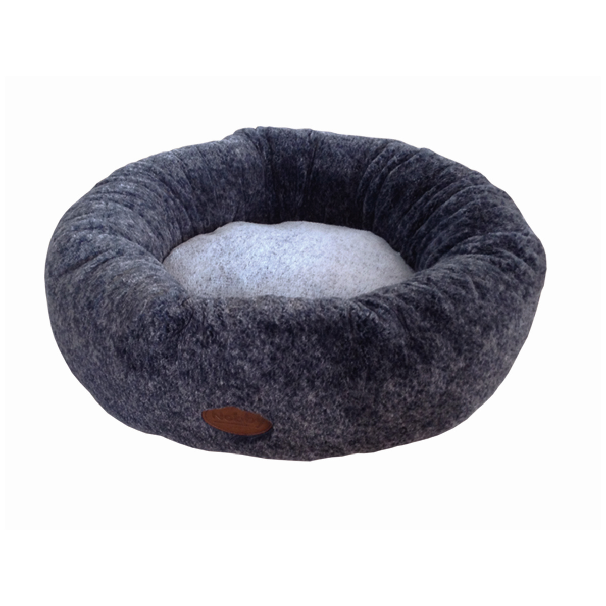 NB DONUT BED CUDDLY D.GR 50CM 00001