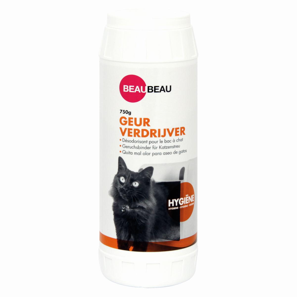 Productafbeelding voor 'Kattenbakgeurverdrijver meerkleurig 750 gr'
