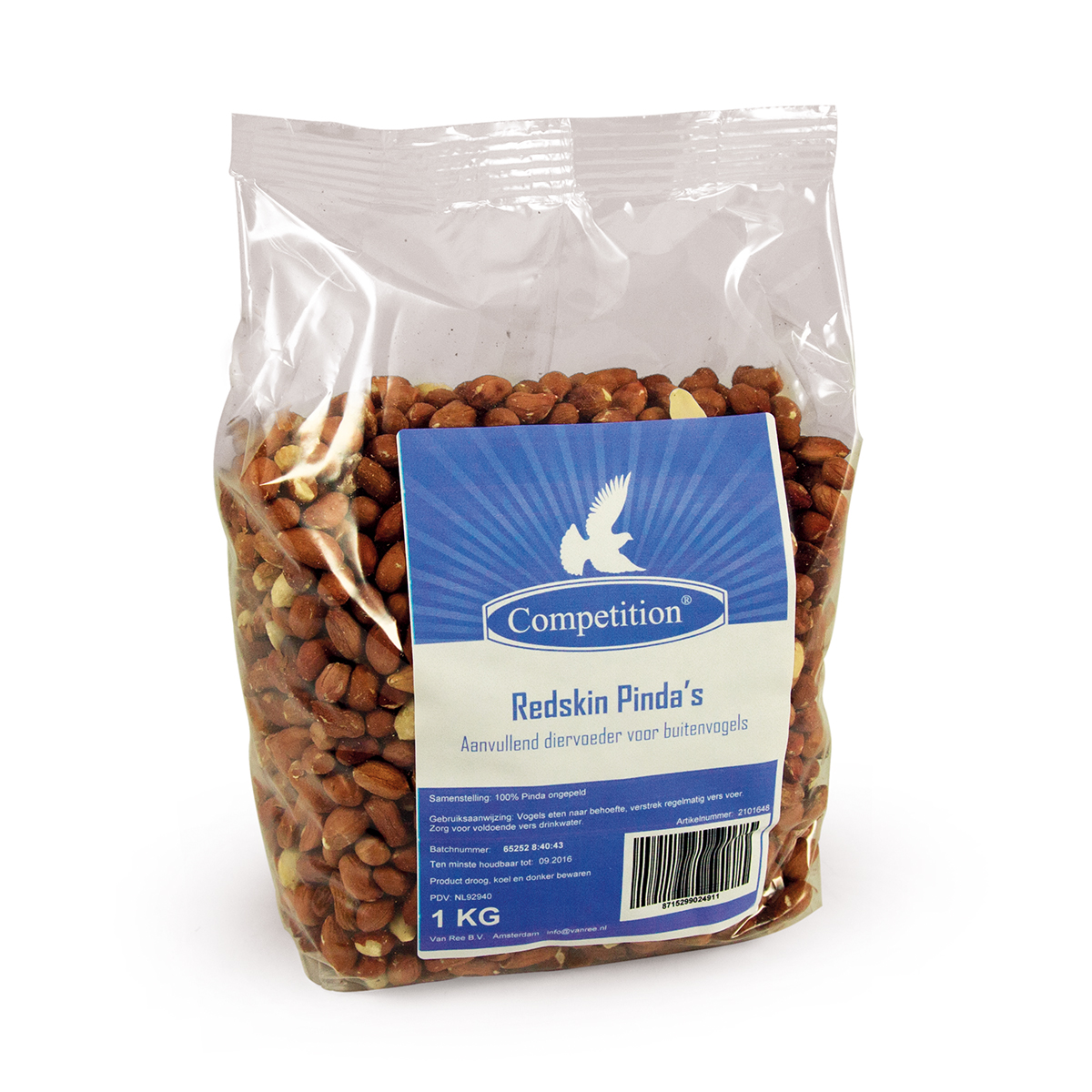 Pinda's redskin 1 kg