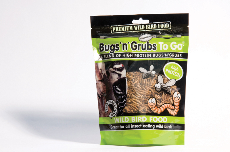 Bugs 'n grubs meerkleurig