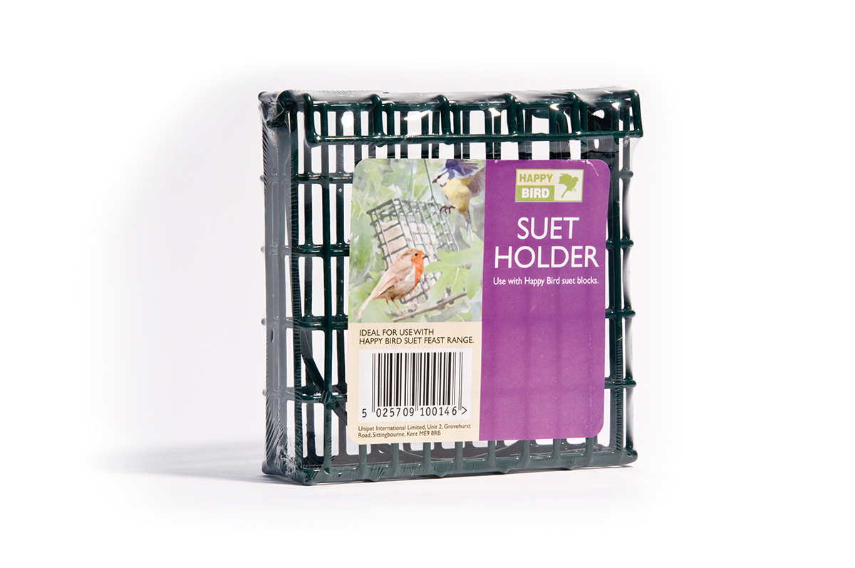 SUET CAGE HOLDER GROEN J 00001