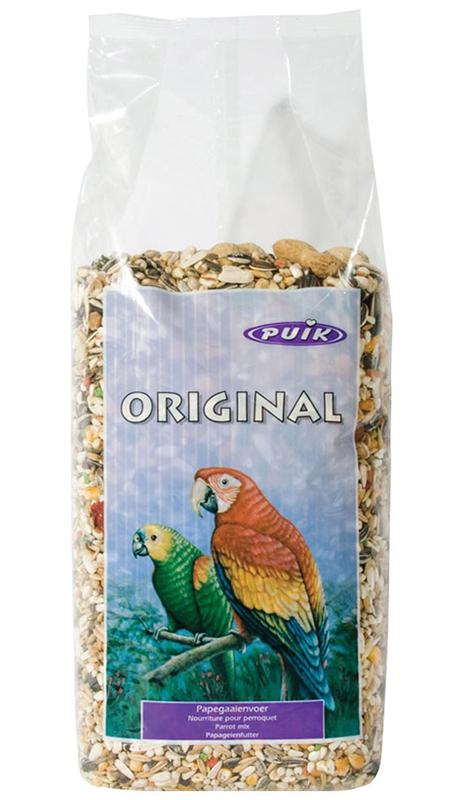 Original papegaai meerkleurig 2 kg