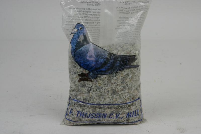 Productafbeelding voor 'Maagkiezel duiven meerkleurig 1 kg'