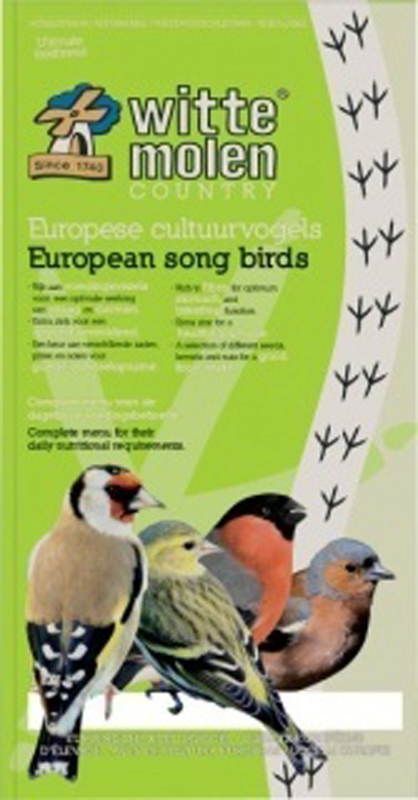 COUNTRY EUROPESE CULT.VOGEL1KG 00002