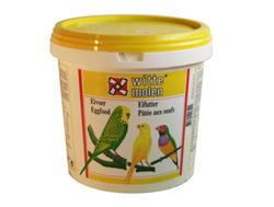 Witte molen - eivoer meerkleurig 5 kg