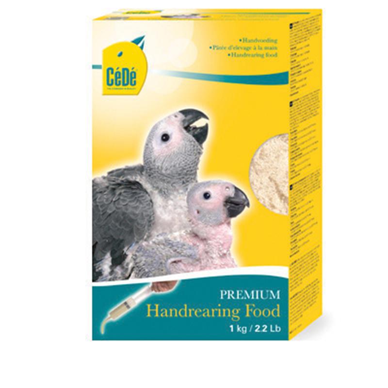Productafbeelding voor 'Handvoeding+spuit meerkleurig 1 kg'