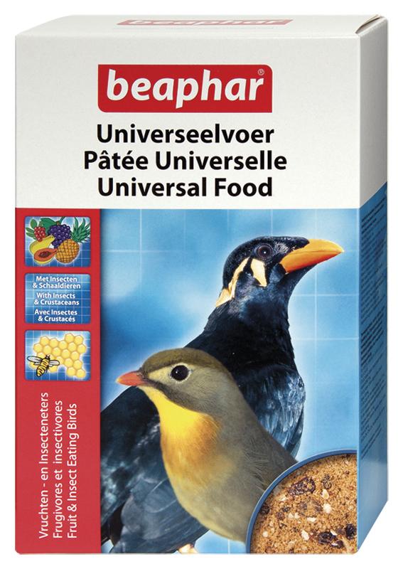 Universeelvoer meerkleurig 5 x 1 kg