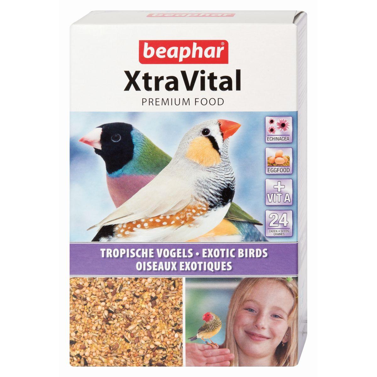 BEA XV TROPISCHE VOGEL 500GR 00002