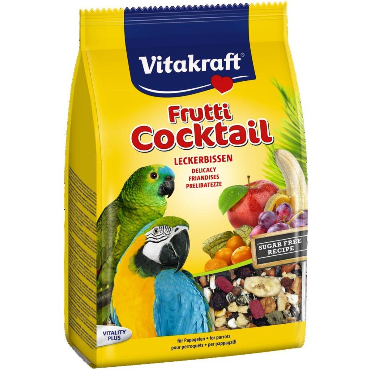 VI COCKTAIL FRUTTI PAPEG.250GR N 00001