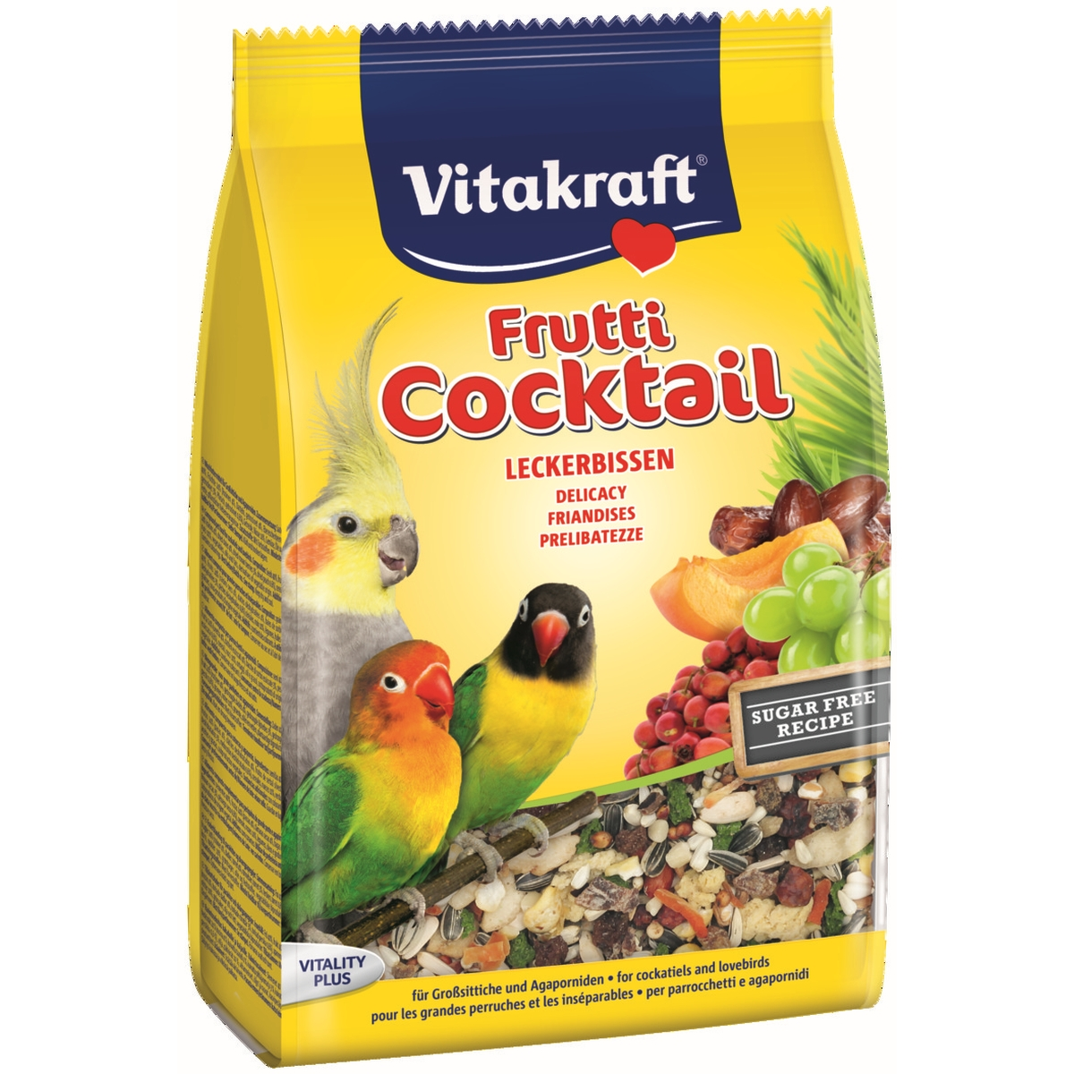 VI COCKTAIL FRUTTI AGA/V.250GR N 00001
