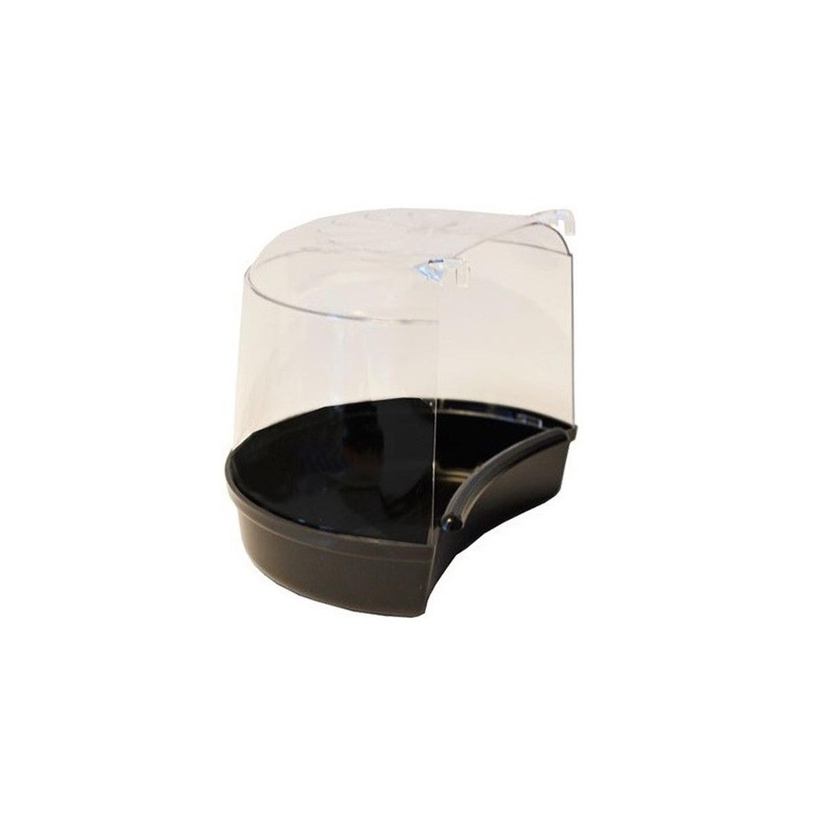 Huismerk - miami badhuisje zwart