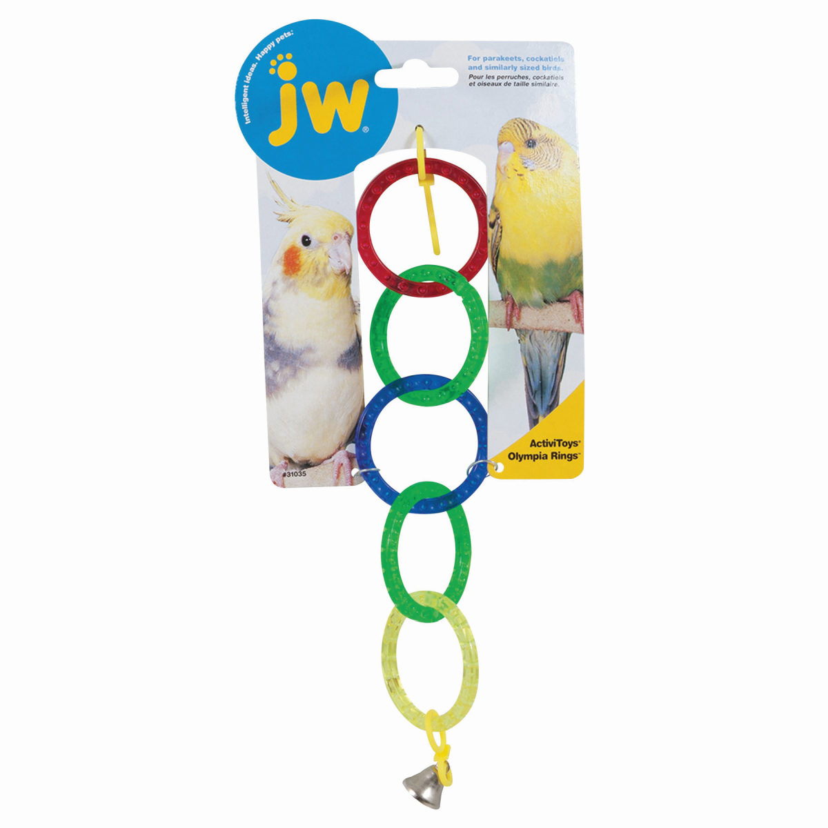 JW ACTIVITOY OLYMPIA RINGS 00001