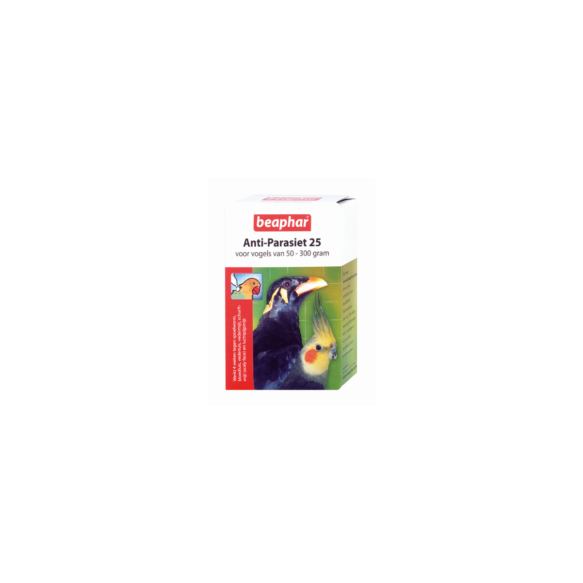 BEA ANTI-PARASIET 25 VOGEL 00002