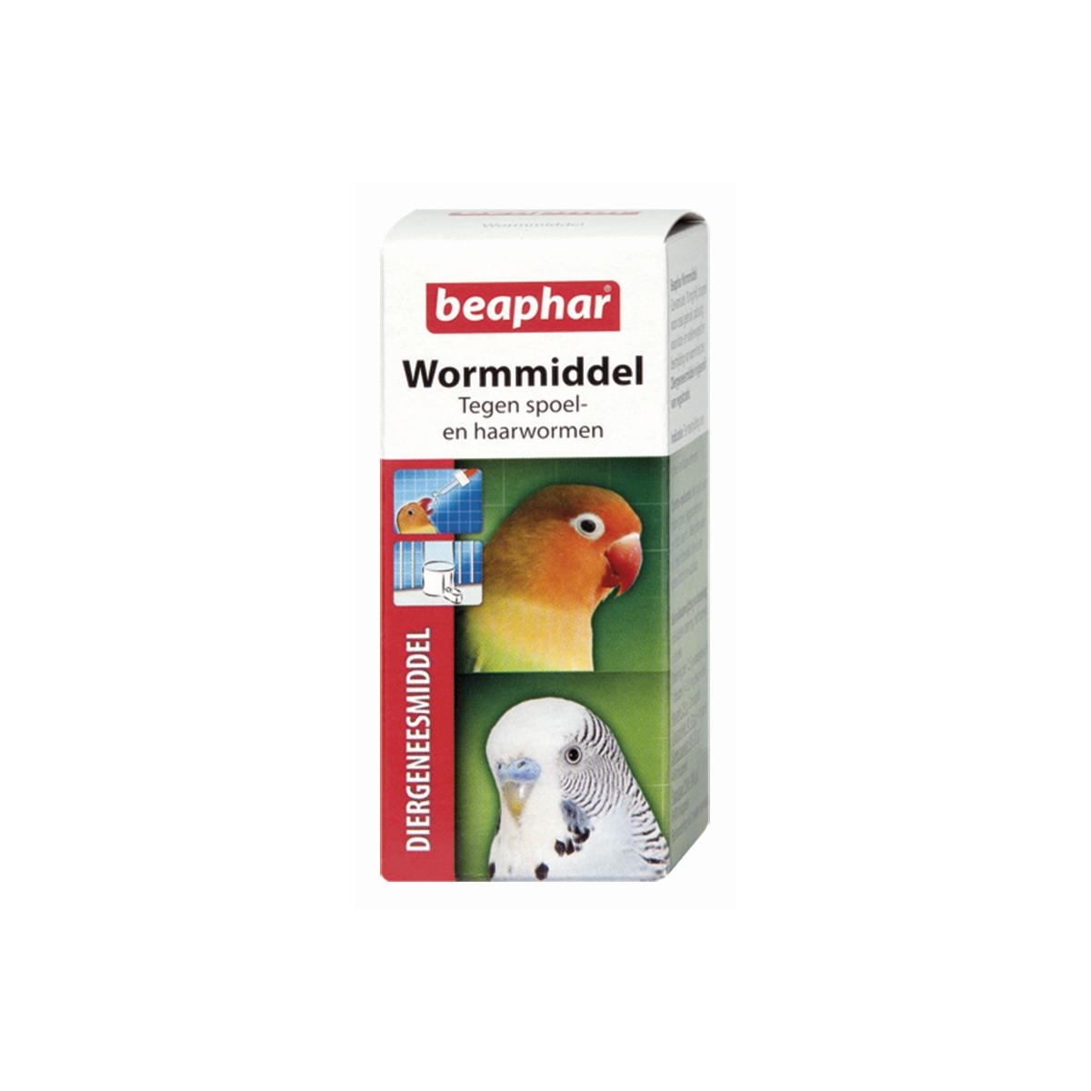 Bogena wormmiddel worminal meerkleurig 10 ml