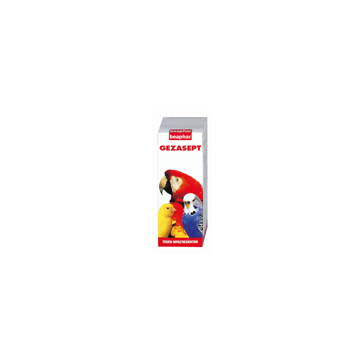Beaphar - gezasept vogels meerkleurig 100 ml