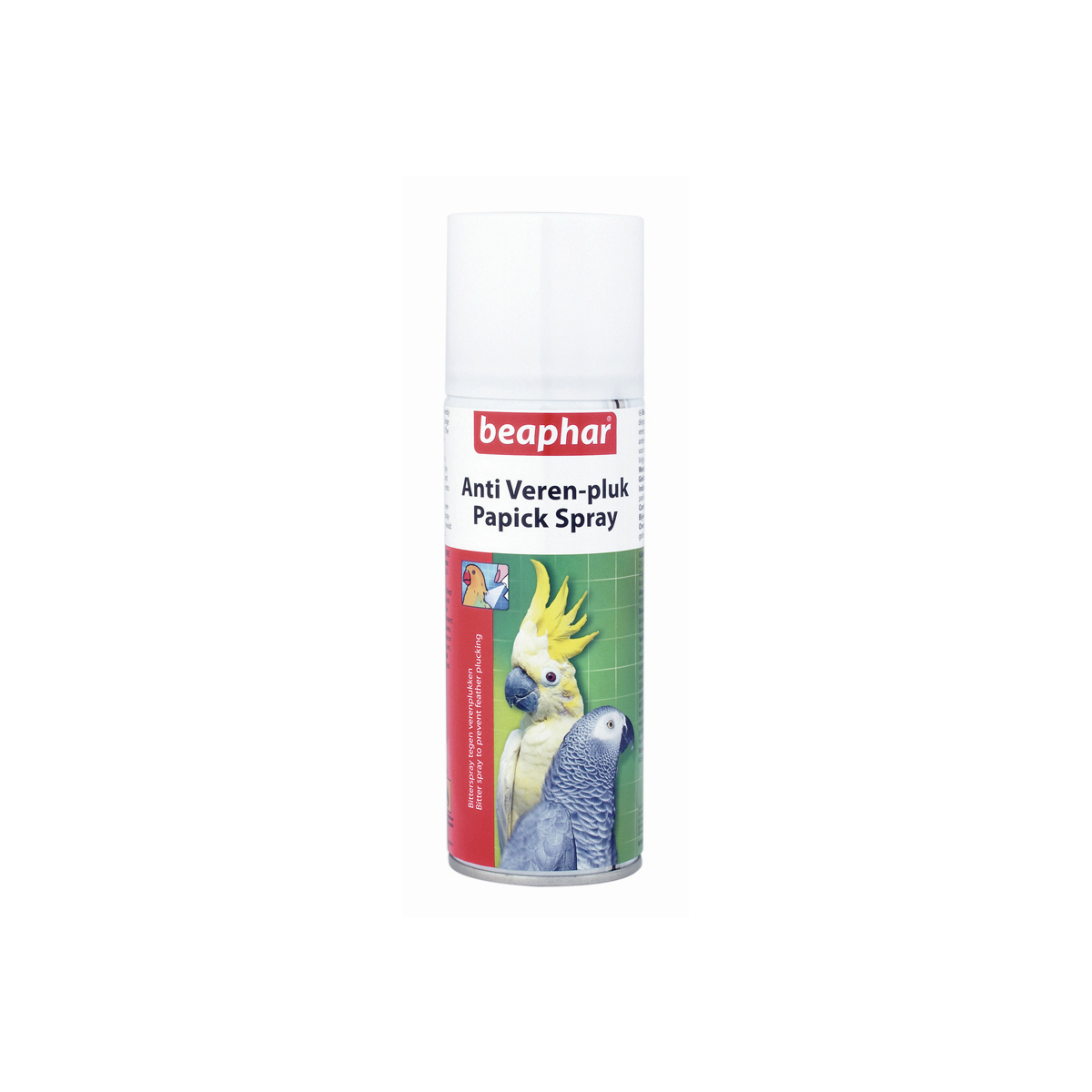 BEA ANTI-VERENPLUK SPRAY 200ML 00001
