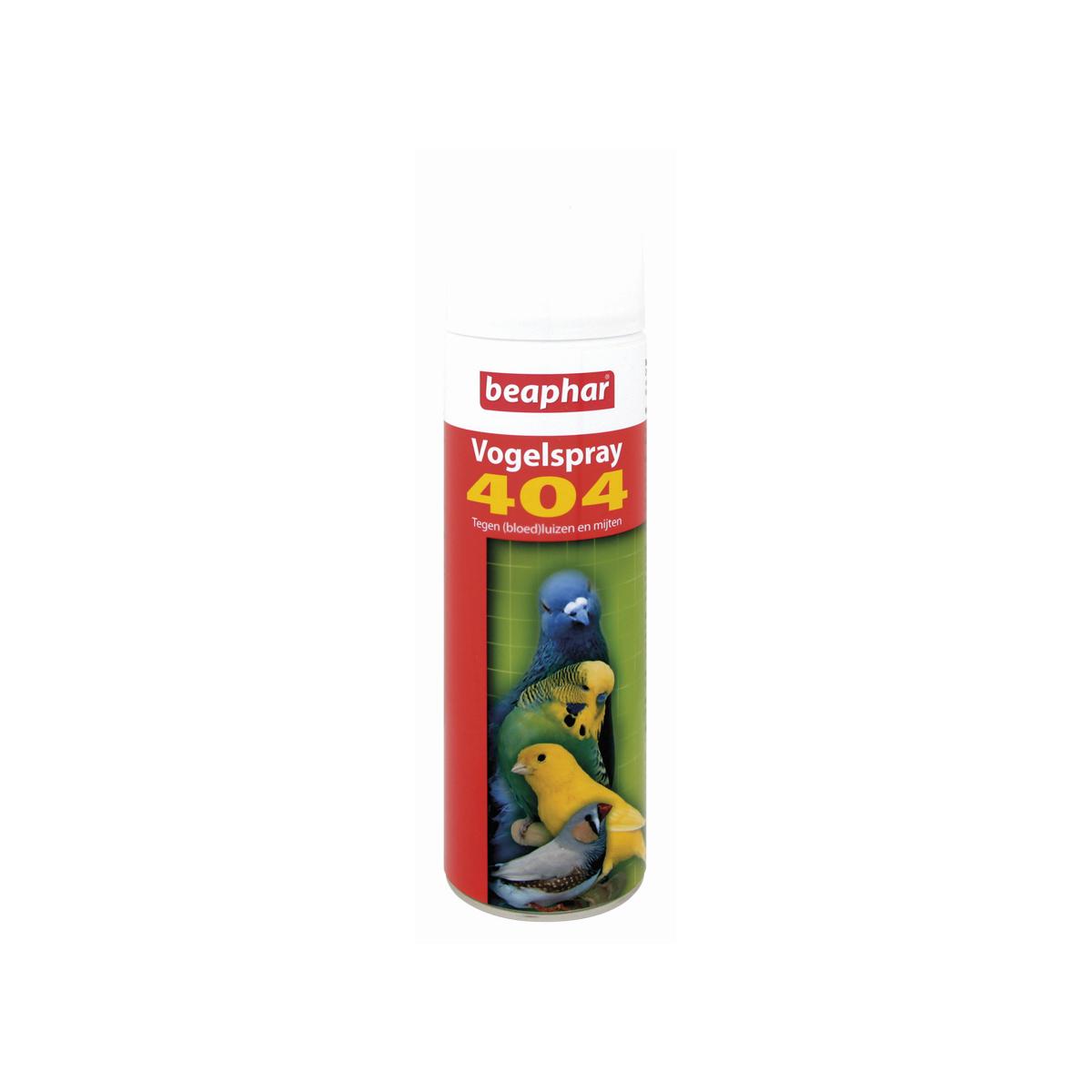 Beaphar - 404 vogelspray 250 ml