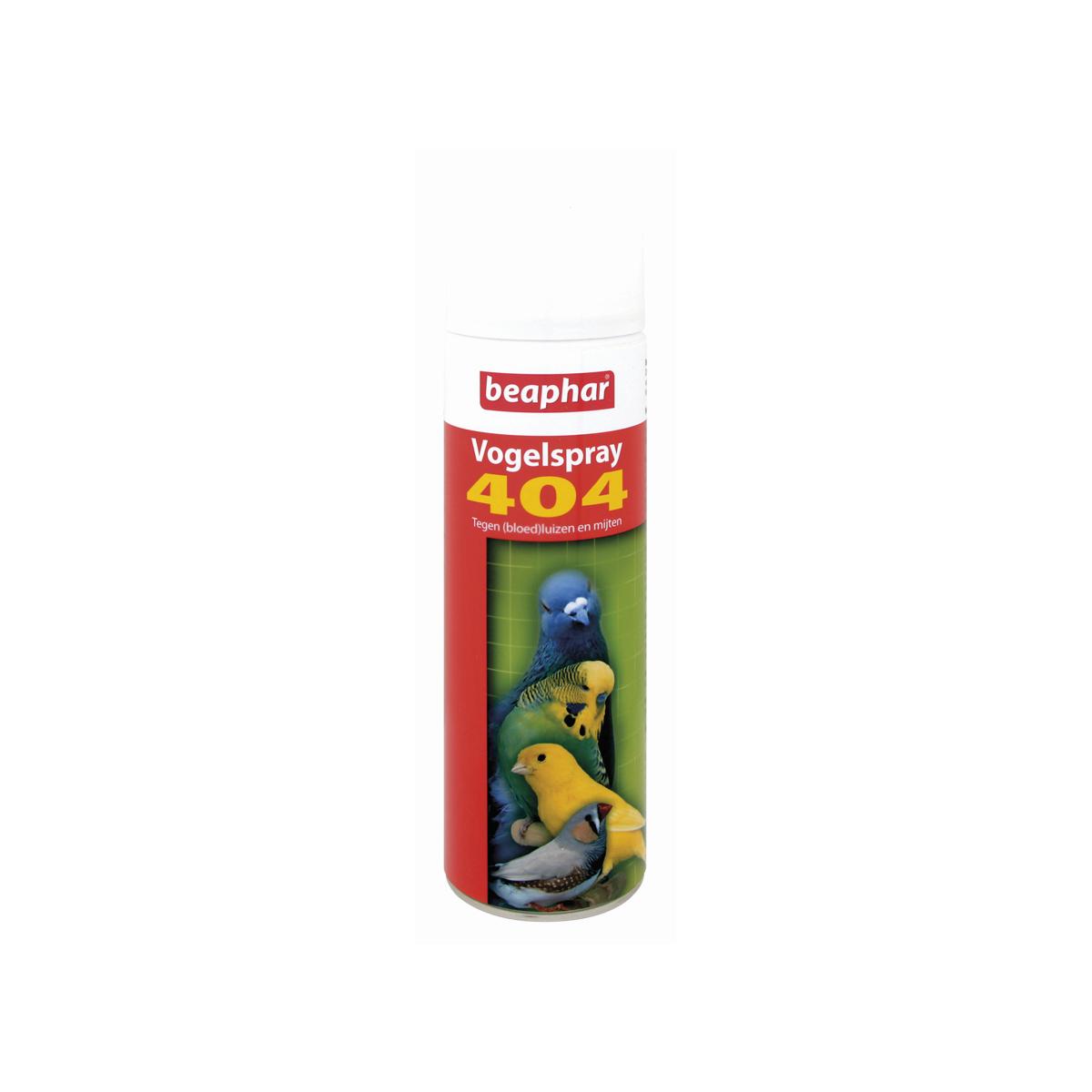 Beaphar - 404 vogelspray 500 ml
