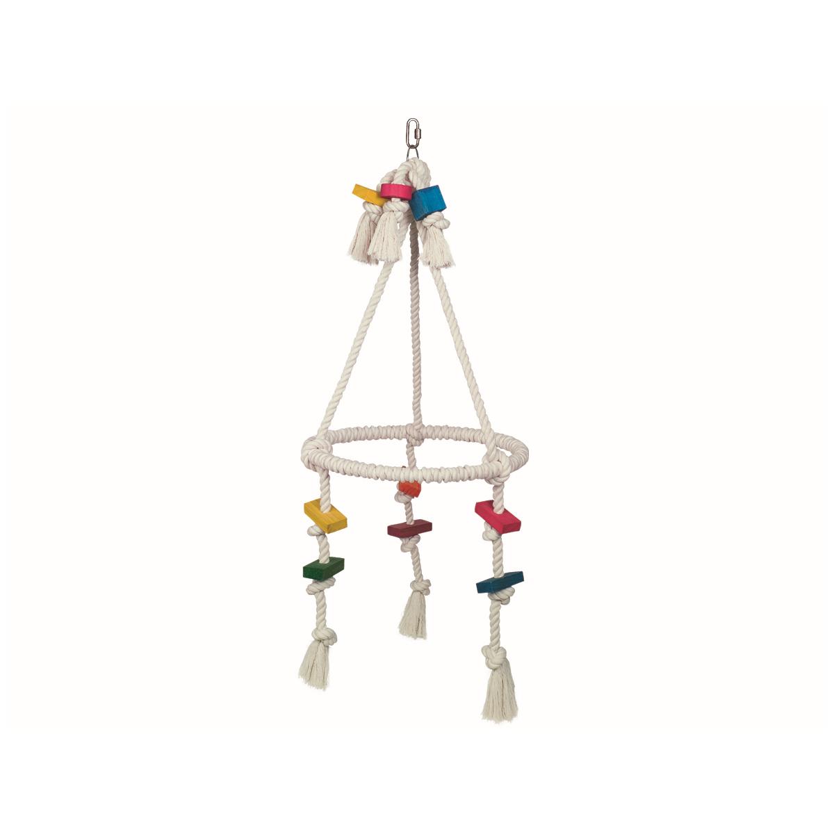 Kooi speelgoed pyramind meerkleurig
