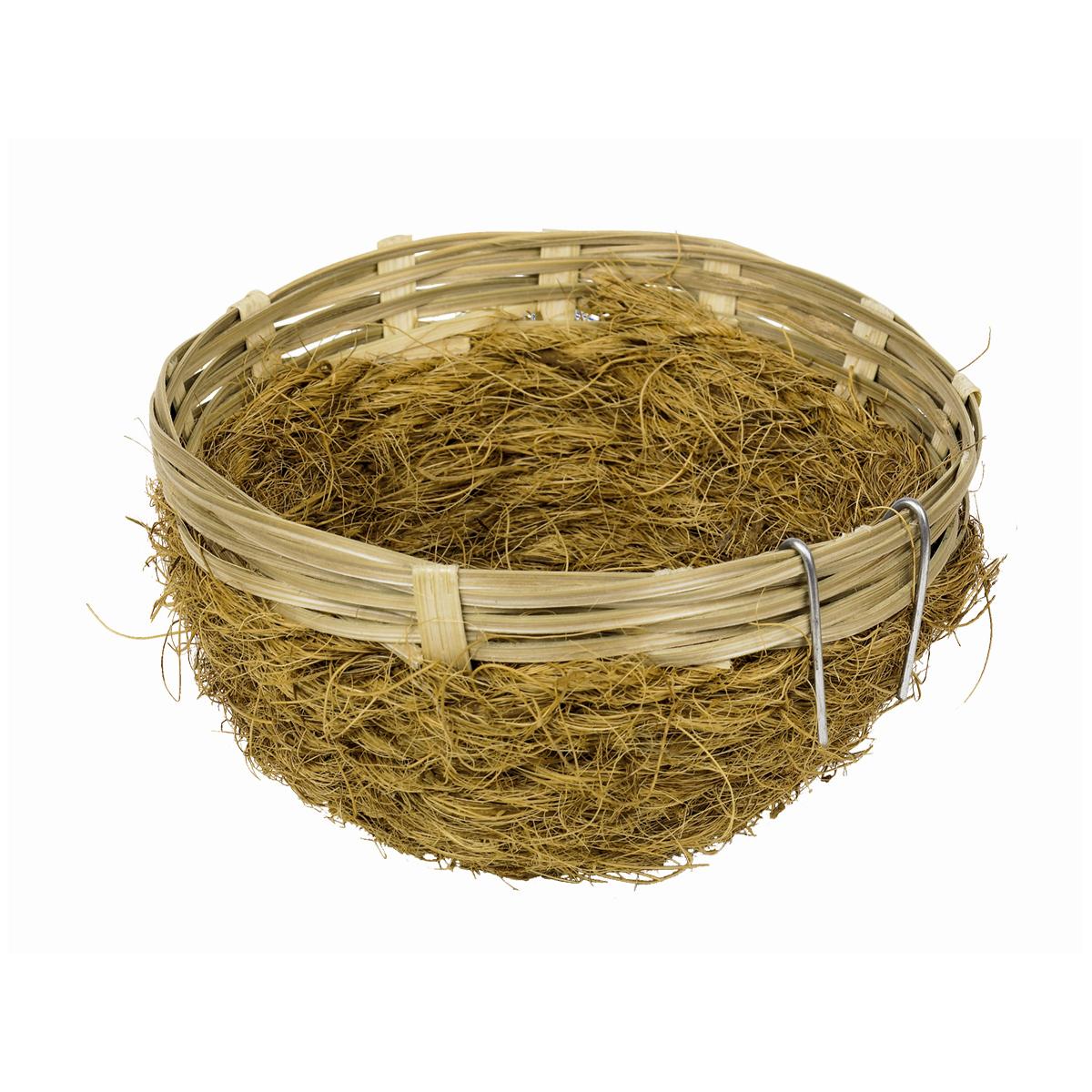Bamboe nest bruin