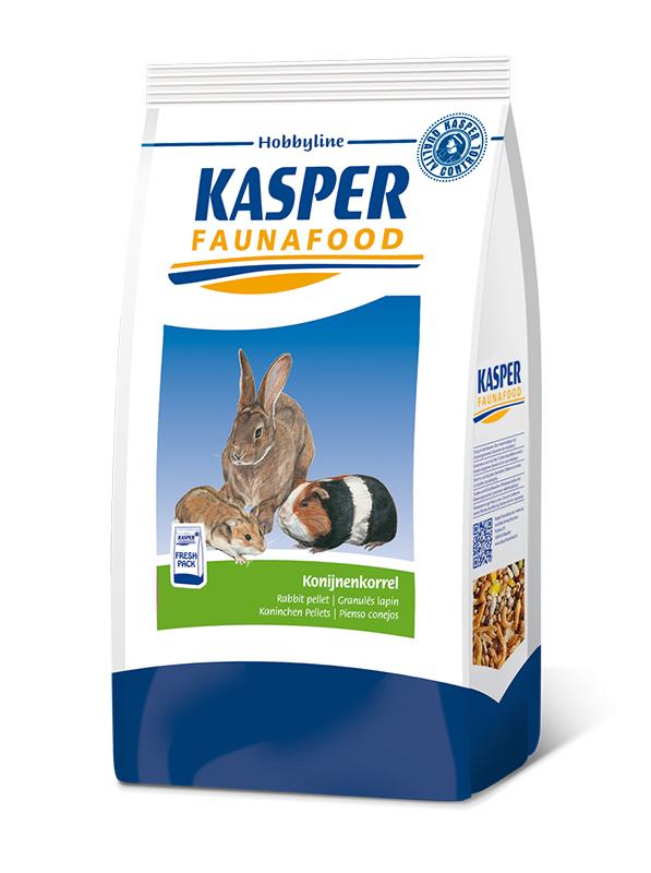 Kasper Fauna Konijnenkorrel 4 kg