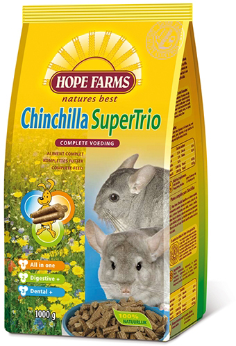 Chinchilla supertrio 1 kg