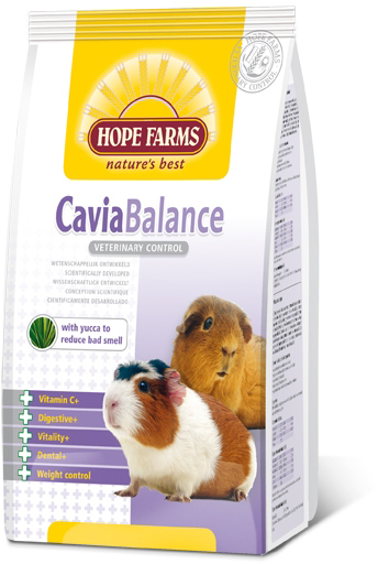 Hope farms - cavia balance meerkleurig 7,5 kg