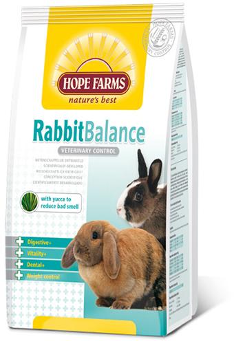Rabbit balance meerkleurig 1,5 kg
