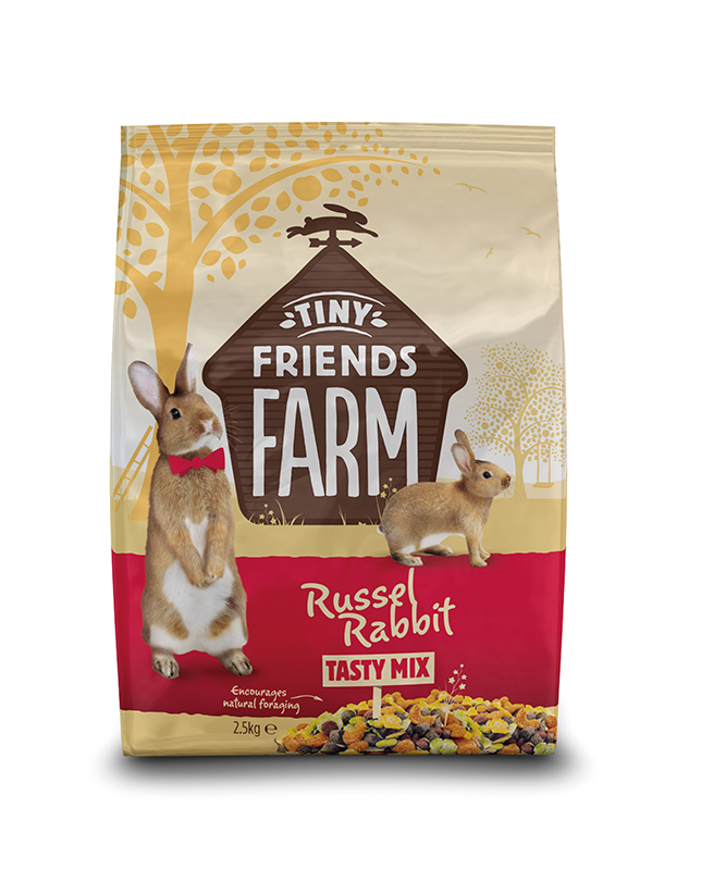 TFF RUS.RABBIT TASTY MIX 2,5KG 00001
