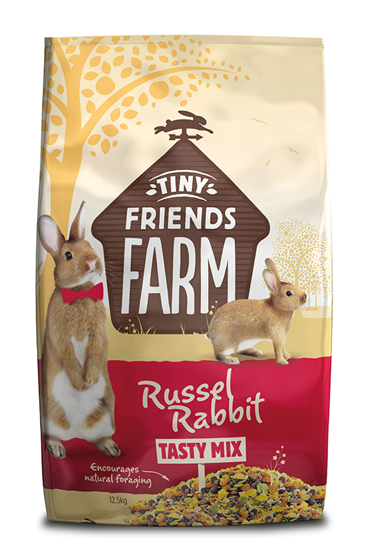 TFF RUS.RABBIT TASTY MIX 12,5K 00001