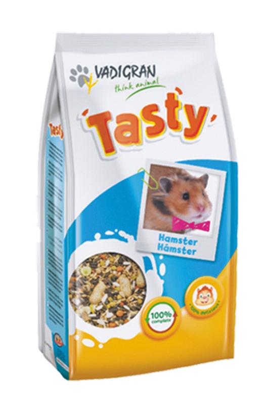 Hamster meerkleurig 15 kg