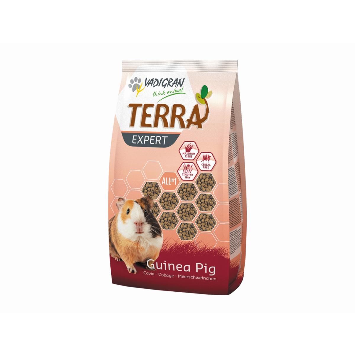 Productafbeelding voor 'Terra - expert timotee cavia meerkleurig 2 kg'