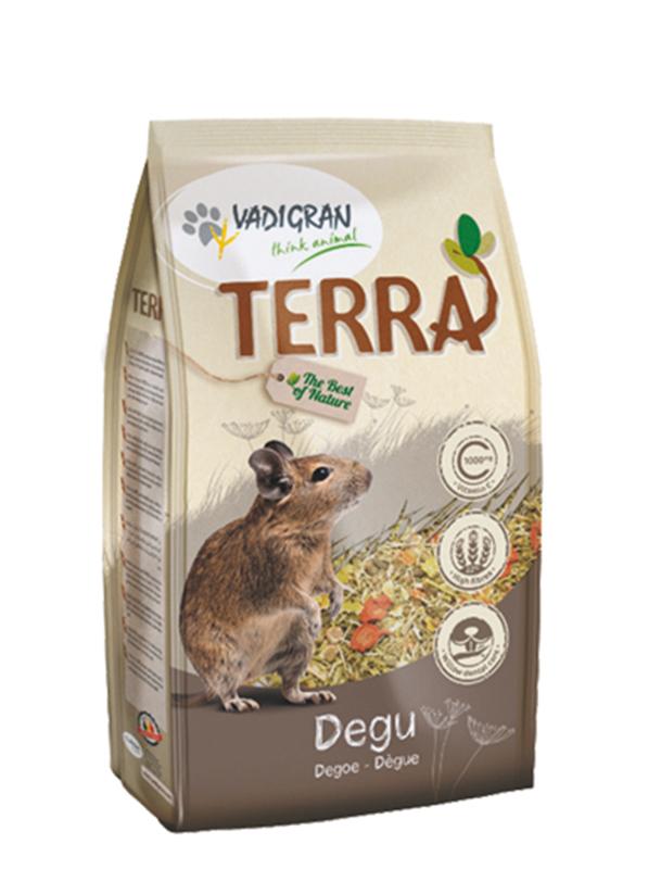 Productafbeelding voor 'Terra - degoe meerkleurig 1 kg'