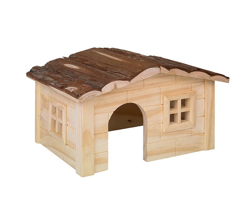 Hamsterhuis dinky bruin