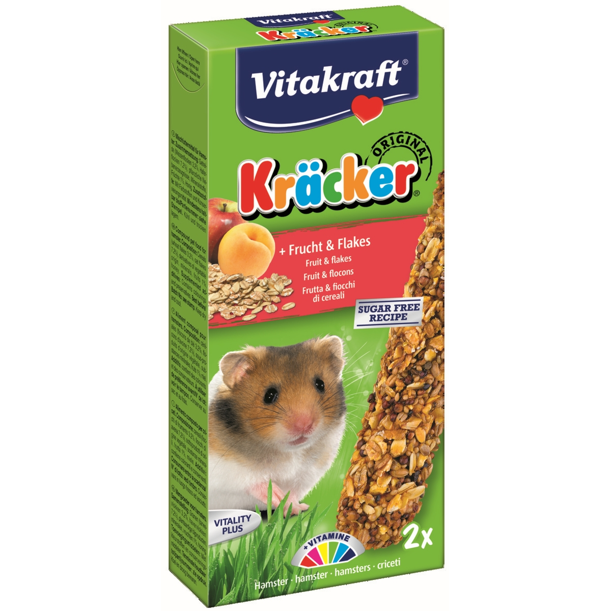 VI HAMSTERKRACKER FRUIT/FL.2/1 J 00003